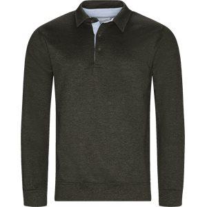 Sevilla Sweatshirt Regular | Sevilla Sweatshirt | Army